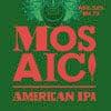 Mosaic American IPA Наклейка для ГлавПивМаг