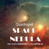 Space Nebula Наклейка для ГлавПивМаг