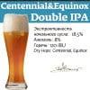 Centennial&Equinox DIPA Наклейка для ГлавПивМаг