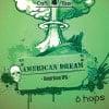 American Dream vol 2.0 Наклейка для ГлавПивМаг