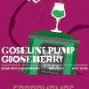 Goseline Pump Gooseberry Наклейка для ГлавПивМаг