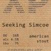 Seeking Simcoe Наклейка для ГлавПивМаг — копия