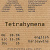 Tetrahymena Наклейка для ГлавПивМаг